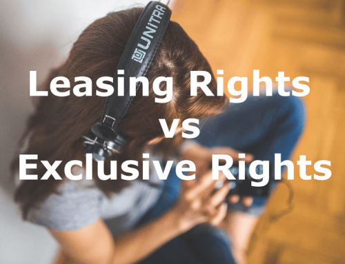 Leasing Rights vs. Exclusive Rights – Do you know the difference?
