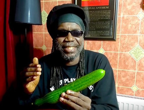 Cucumba Remix feat. Macka B  (by KimboBeatz) | Jamaican Cucumber Song