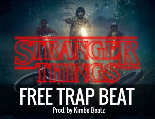 STRANGER THINGS TYPE BEAT | 100% FREE TRAP BEAT (Prod. by Kimbo Beatz)