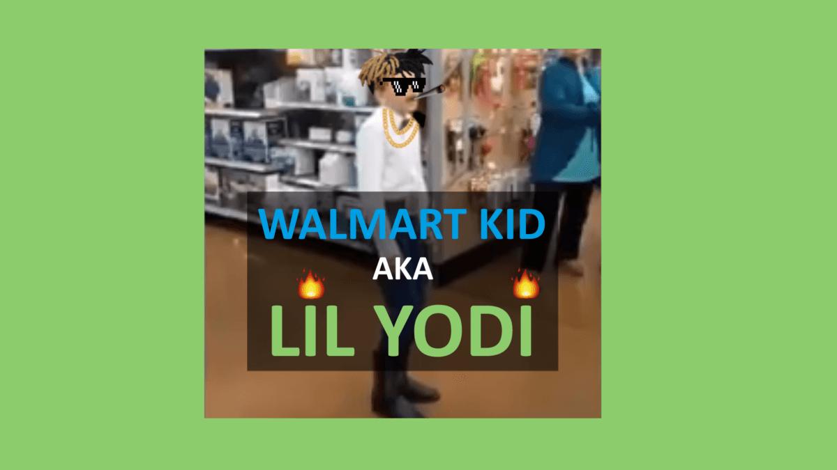 walmart kid trap remix