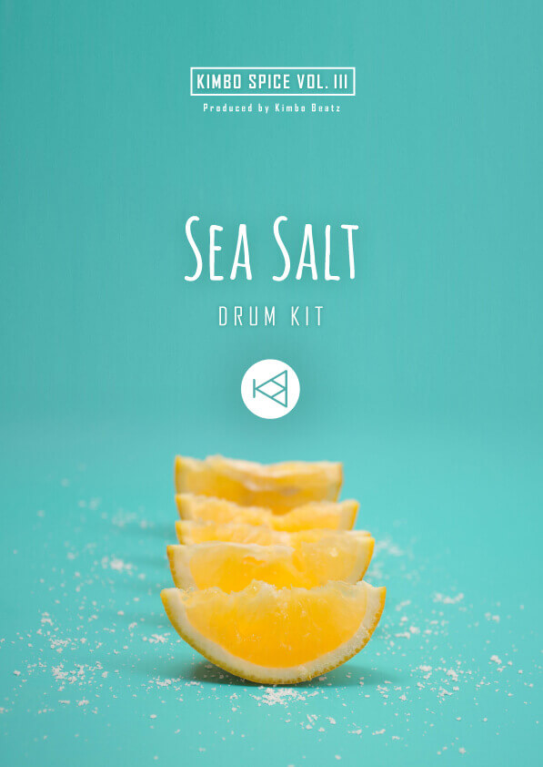 best trap drum kit 2019 - Kimbo Spice Vol. 3 - SEA SALT